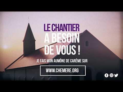 LIESSE CHANTE DANS LA FUTURE ÉGLISE DE CHÉMÉRÉ