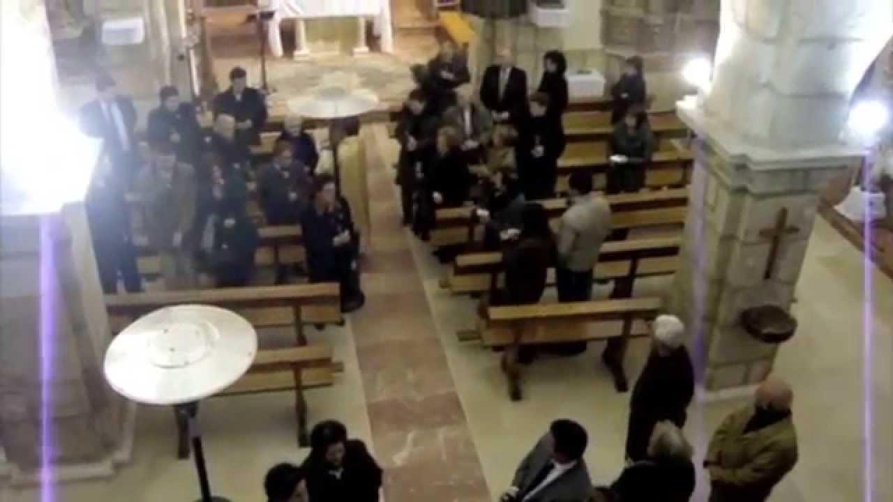 Video del Sábado Santo de 2010