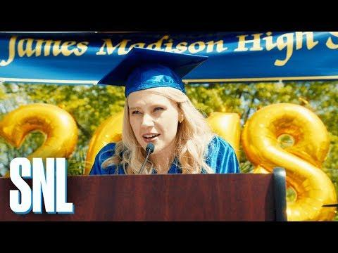 Graduation Commercial - SNL (видео)