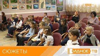 «Поучительная история» - детский спектакль в центральной библиотеке