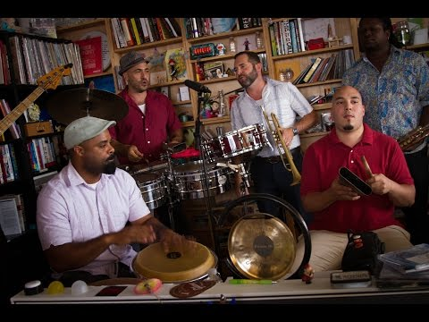 Bio Ritmo: NPR Music Tiny Desk Concert