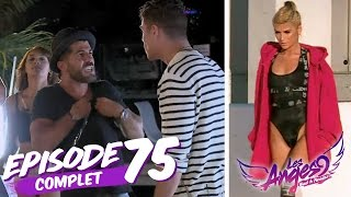 💸 Les Anges 9  (Replay) - Episode  75 : Clash Thomas vs Carl / Mélanie nouvelle bombe ? Video
