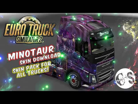 Minotaur Skin Pack for All Trucks + Volvo Ohaha