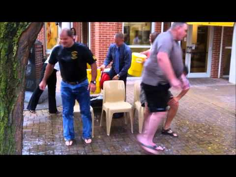 Ross County Lawmen Accept ALS Challenge