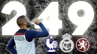 Video Karim Benzema • All 249 career goals • 2005-2016 MP3, 3GP, MP4, WEBM, AVI, FLV Februari 2018