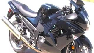 7. 2008 Kawasaki ZX14 Supersport