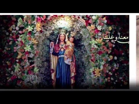 A imagem da Virgem Maria que chorou sangue diante do martírio de cristãos no Oriente
