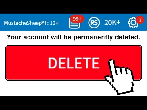 DELETING MY ROBLOX ACCOUNT...? (you decide)
