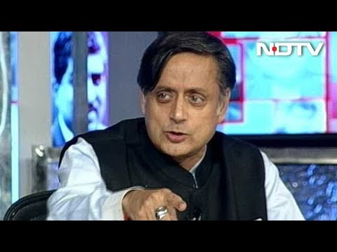 Don't Want The Government In The Bedroom: Shashi Tharoor On Section 377