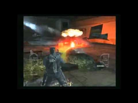 terminator 3 the redemption xbox cheat codes