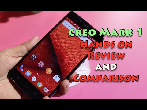 Creo Mark 1 India Hands On Overview, Features and Camera | Gadgets To Use