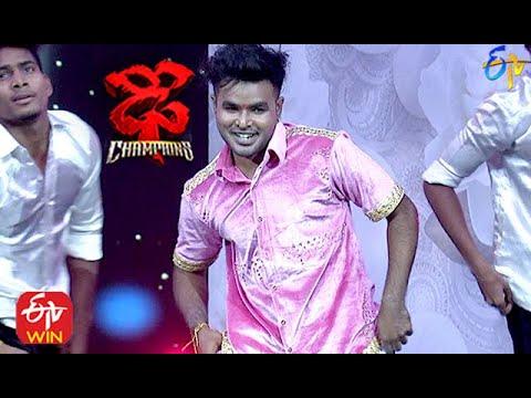 PrabhuDeva Performance | Dhee Champions | 4th November 2020 | ETV Telugu