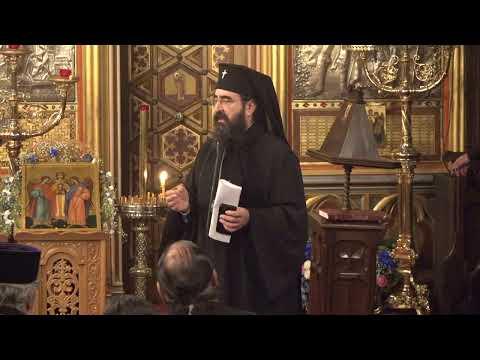 """Mitropolitul Serafim al Germaniei, Europei Centrale și de Nord - """"Dialogul sufletului cu Dumnezeu"""""""