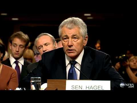 mccain - Senate Confirmation Hearing: President Obama defense nominee Chuck Hagel faces questions about his position on Iraq.