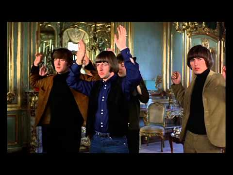 The Beatles Help!  Blu-Ray Trailer 2013