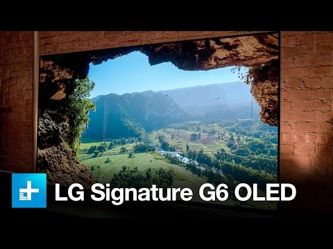 LG Signature G6 OLED - Review
