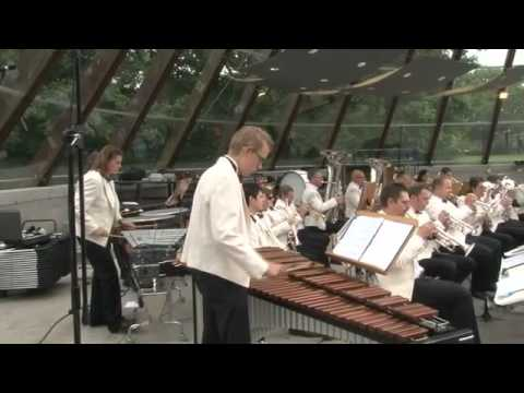 Philips Brass en Percussion Band - Save the Last Dance for Me