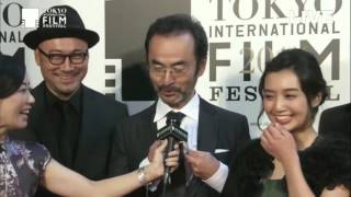 Lowlife Love (下衆の愛) at the Tokyo Film Festival!
