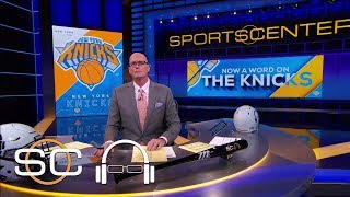 """SVP doesn't think the Knicks are relevant besides the name New York. Don't be mad at Phil, """"he didn't break this team, they have..."""