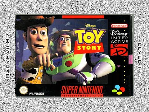 toy story super nintendo rom