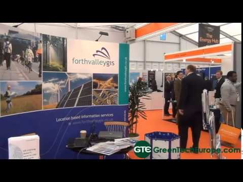 Forth Valley GIS Interview: GIS for renewables
