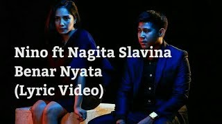 Download Lagu Nino Ran ft Nagita Slavina - Benar Nyata Mp3
