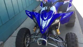 1. 2010 Yamaha YFZ450X Bill Balanace Edition
