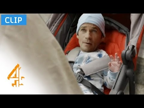 Baby Steps | Cardinal Burns (S2-Ep5) | Channel 4