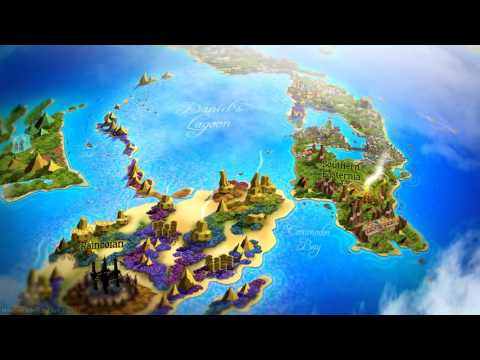 Masquerade  The Baubles of Doom   World Map Trailer   PS4