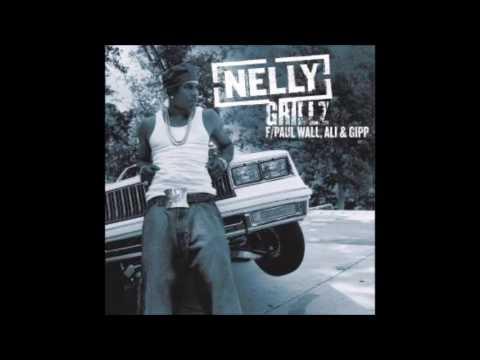 Nelly  ft  Paul Wall, Ali & Gipp - Grillz (Audio)
