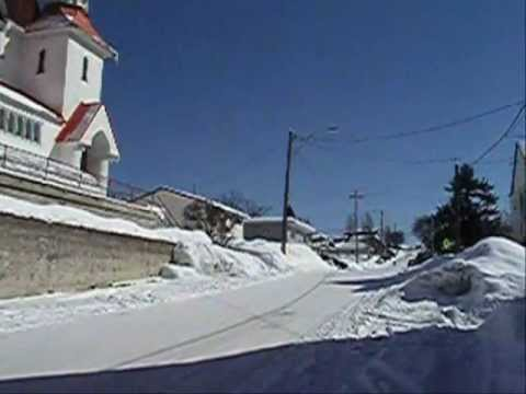 Rossland en BC