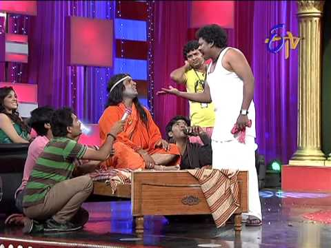 Jabardasth - Sudigaali Sudheer Performance On 21st November 2013 22 November 2013 10 AM