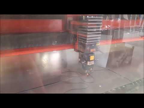 2D Laser BYSTRONIC Bystar 4020 2007