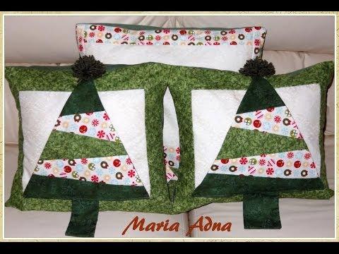 patchwork - cuscini natalizi