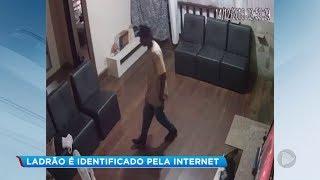 Redes sociais ajudam a identificar criminoso que furtou casa em Bauru