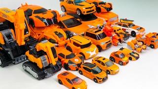 Video Orange Color Transformers RID Prime Beast Hunters Carbot Tobot Vehicle Transformation Robot Car  toy MP3, 3GP, MP4, WEBM, AVI, FLV Juli 2018