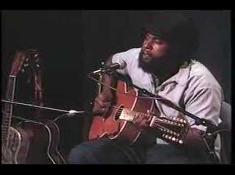 Alvin Youngblood Hart on Fog Town Network--Gallows Pole