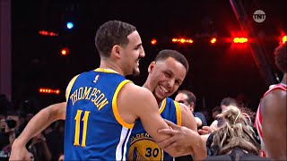 Stephen Curry & Klay Thompson - 2016 Footlocker 3-Point Contest