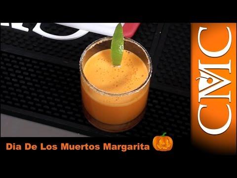 Halloween Cocktail: Dia De Los Muertos Margarita