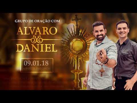 Grupo de Oração com ALVARO E DANIEL (Os sertanejos Católicos)