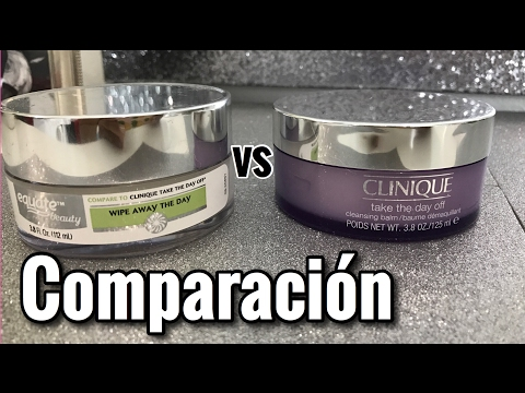 Equate $6 vs Clinique $29 Balm Demo
