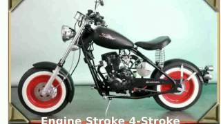 4. 2010 California Scooter Co. Greaser Base - Walkaround and Features