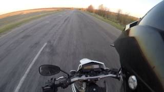 5. Kawasaki klx 250 acceleration 0-100