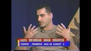 Fight Promoter - Time Warner Channel 47 TV Interview with Master Mehrdad