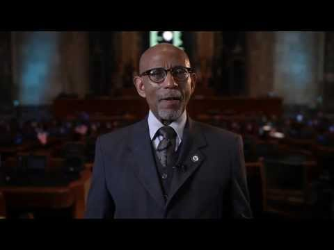 Rep. Elbert Guillory today!