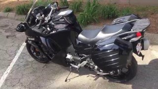 9. 2012 Kawasaki Concours 14 ABS for sale