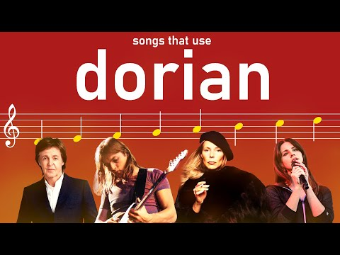 Songs that use the Dorian mode