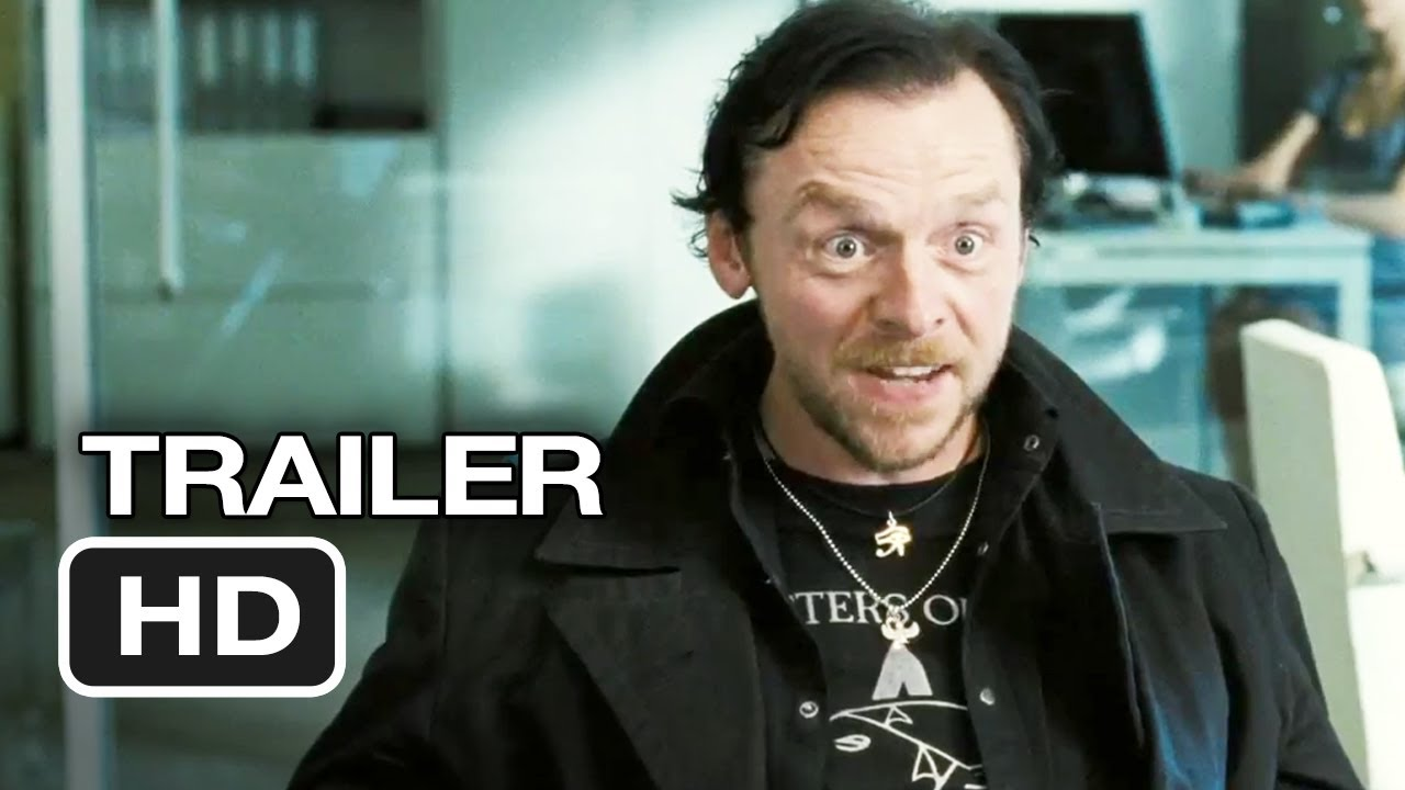 Movie Trailer:  The World's End (2013)