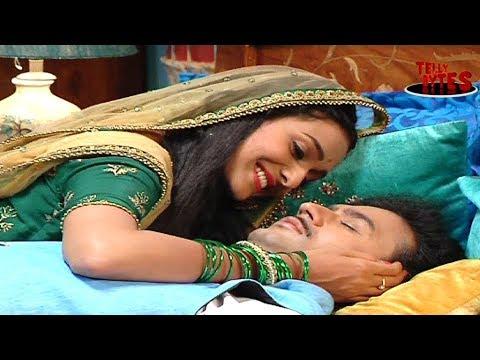 Vijay Gets Romantic With Bulbul in Saam Daam Dand