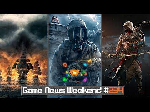 Игровые Новости — Game News Weekend #234   (Metro Exodus, Assassin's Creed 2019, Skull and Bones)